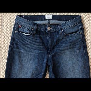 Hudson skinny jeans.